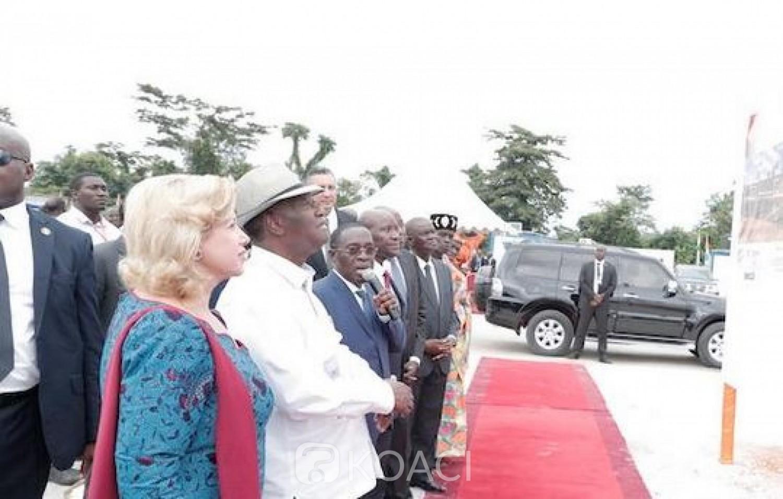 Depuis Séguéla, Aka Aouélé: « Si Ouattara n'avait pas existé après la crise, il aurait fallu le créer »
