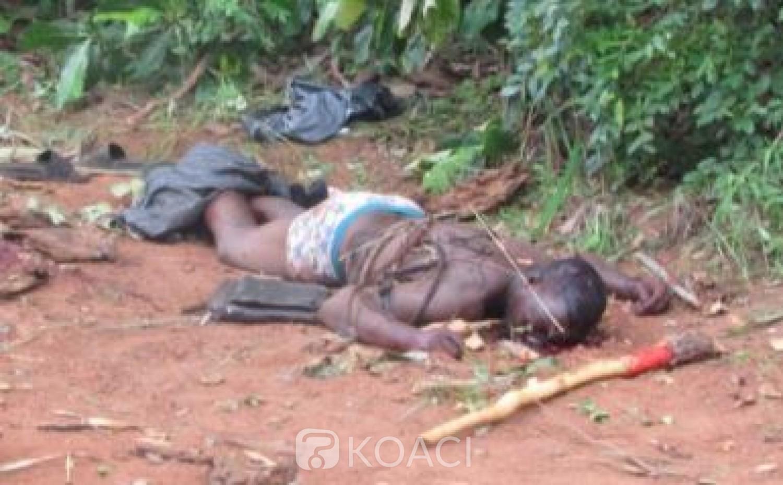 Côte d'Ivoire: Un présumé coupeur de route battu à mort à coups de gourdins