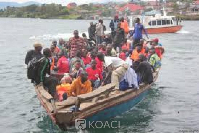 RDC: Kasaï, 11 personnes mortes noyées et près de 50 disparues dans un nouveau naufrage