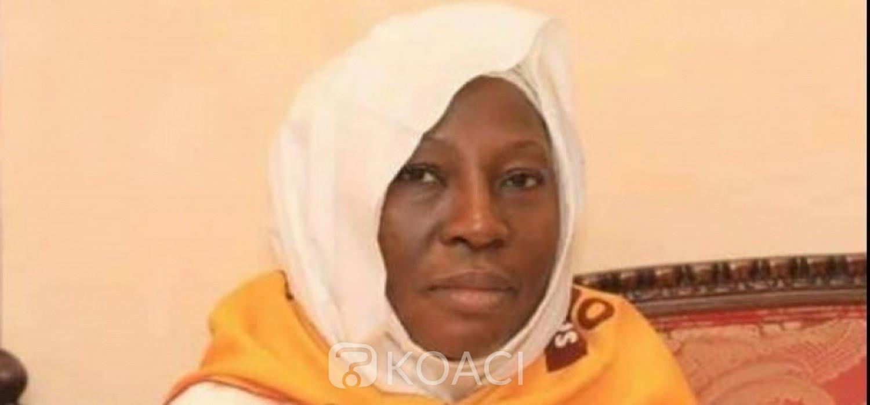 Côte d'Ivoire: Avant son départ pour la Mecque, Kandia présente ses excuses et implore le pardon de ses collaborateurs