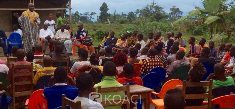 Côte d'Ivoire: A Sangouiné, après l'interdiction du meeting d'un cadre du PDCI, de peu, la ville au bord d'un affrontement