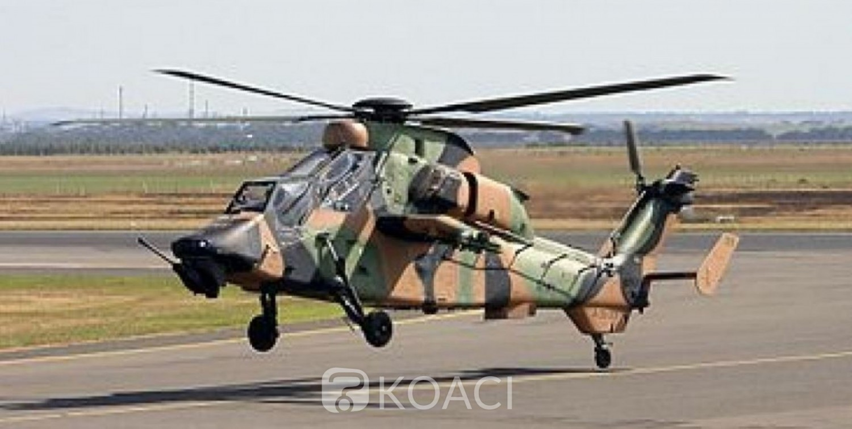 Guinée:   Un hélicoptère militaire s'écrase en mer avec deux occupants à bord