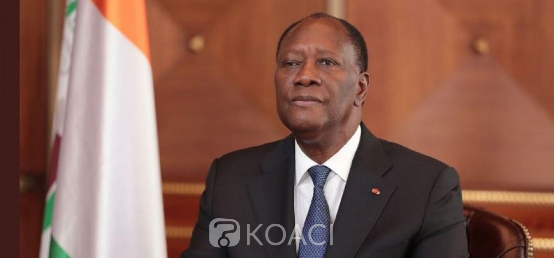 Côte d'Ivoire : Le chef de l'Etat Alassane Ouattara accorde ce soir une interview aux  médias d'Etat