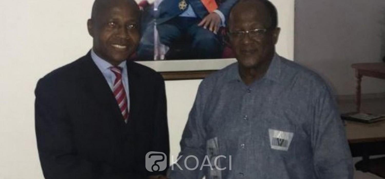 Côte d'Ivoire : KKS se met à la disposition de EDS pour des actions en faveur de la réconciliation