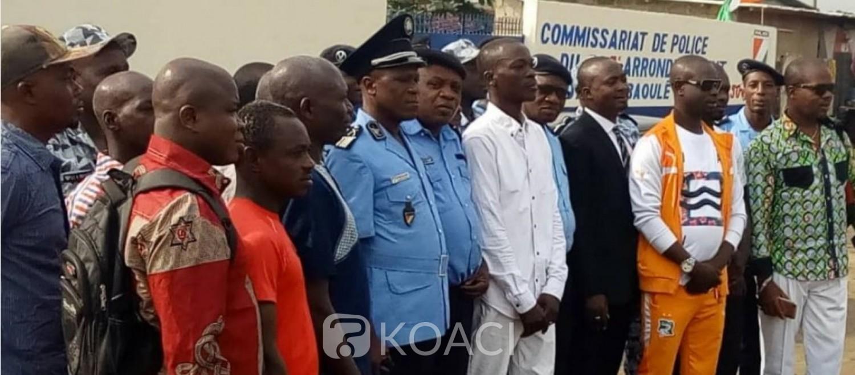 Côte d'Ivoire :  Après avoir fait peau neuve, un commissariat commémore l'indépendance avec la population