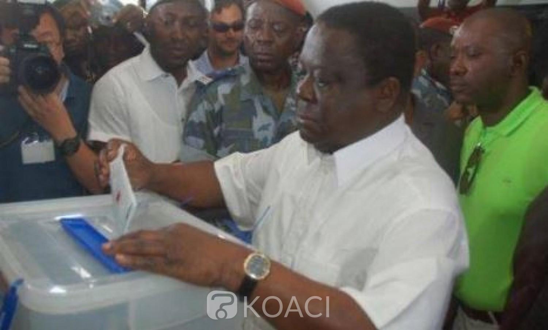 Côte d'Ivoire: Candidature de Bédié en 2020 ? Spéculations sur la révision de la constitution