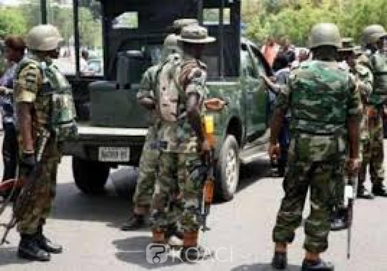 Nigeria: Ibi, des soldats tuent trois policiers sur le point d'arrêter un présumé kidnappeur