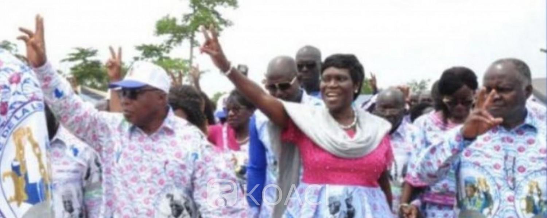 Côte d'Ivoire: Simone Gbagbo annonce la participation du FPI aux élections de 2020