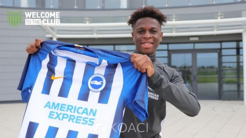Côte d'Ivoire: Le jeune espoir ivoirien Romaric  Yapi du PSG  rejoint Brighton en premier League anglaise