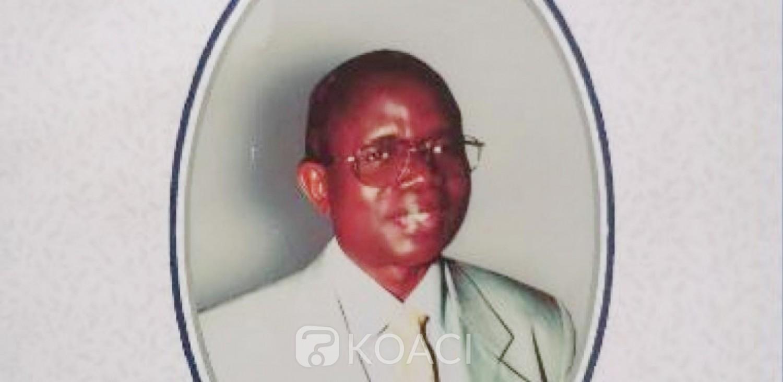 Côte d'Ivoire: L'ancien ministre Marcel Dibonan Koné sera inhumé le 17 aout prochain à Katiola