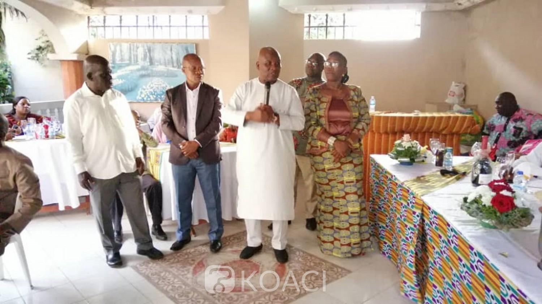 Côte d'Ivoire: «Cadre fraternel », une structure pour rassembler les wê qui se reconnaissent au combat de Gbagbo, les explications des initiateurs