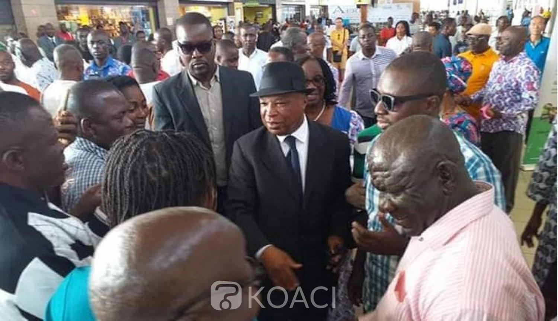Côte d'Ivoire: De retour de Bruxelles, Assoa Adou se prononce sur la rencontre Gbagbo-Bédié, ce qu'il dit du RHDP