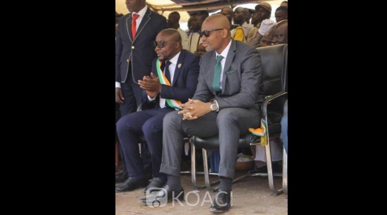 Côte d'Ivoire: Kalou Bonaventure, « Si je devais faire un choix politique... »