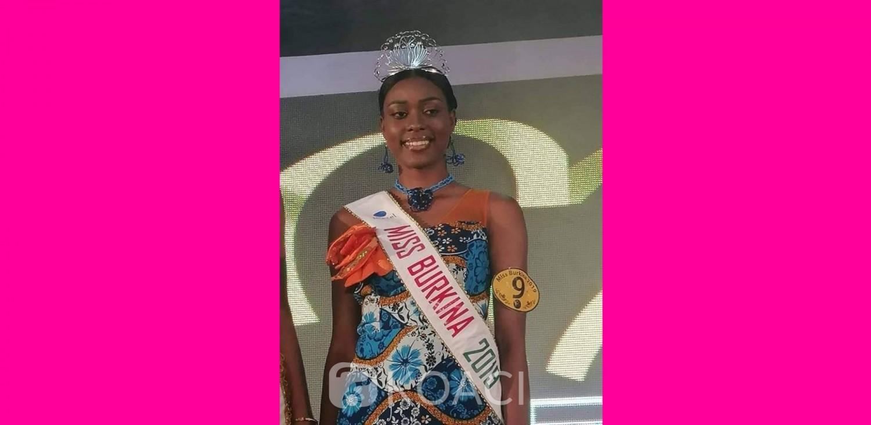 Burkina Faso: Wendlasida Danielle Flora Ouédraogo élue miss 2019
