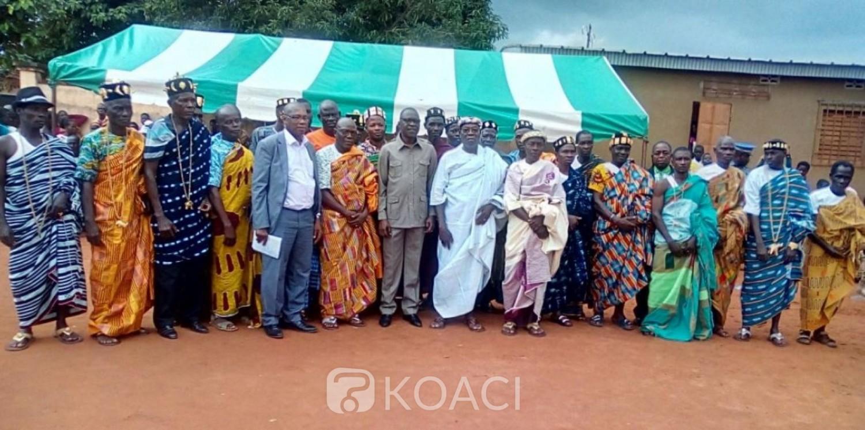 Côte d'Ivoire: Sollicité dans le N'Dranoua pour y apporter le développement,  Amadou Koné lance « la réconciliation est devenue le programme de gouvernement de certains »