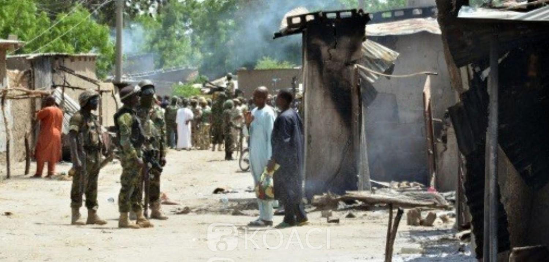 Nigeria: Sept morts dont deux soldats dans des attaques de Boko Haram