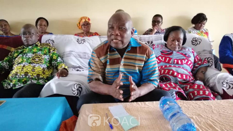 Côte d'Ivoire: Depuis Domobly, Guiriéoulou martèle «plus rien  ne va dans notre pays, les alliés d'hier sont divisés, le FPI prendra part à toutes les élections à venir »