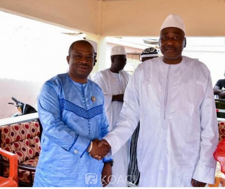 Côte d'Ivoire:  Amadou Gon à la  fête de la Tabaski, « Que toutes les prières qui ont été faites par les imams renforcent la paix dans notre pays »