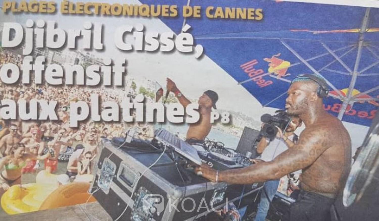 Côte d'Ivoire: Djibril Cissé se reconverti en DJ et devient Tcheba