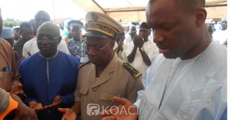 Côte d'Ivoire : Depuis Daloa, Mamadou Touré invite les hommes politiques à  désarmer leurs  bouches