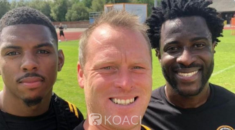 Côte d'Ivoire: Clarifications sur la présence  de Wilfried Bony dans les rangs du club de Newport en quatrième division  anglaise