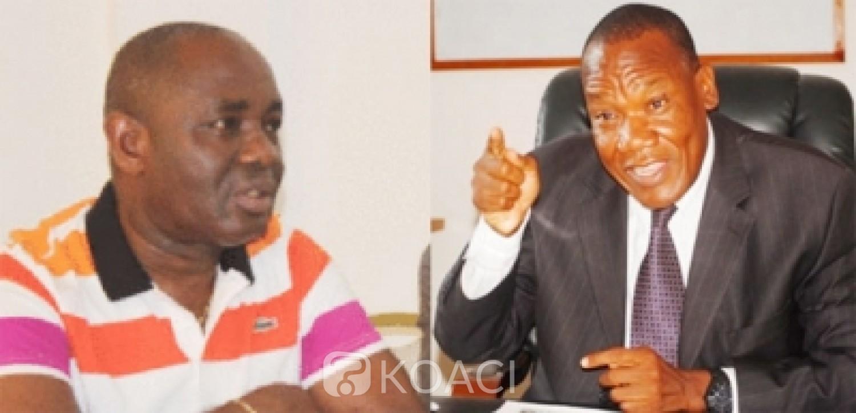 Côte d'Ivoire : A quelques jours de la nouvelle saison de la Ligue1, l'Africa présente deux équipes et deux présidents