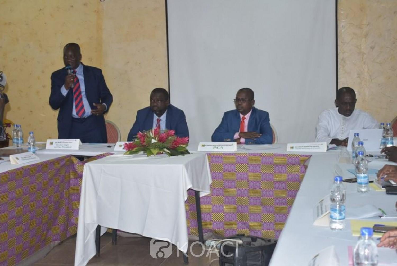 Côte d'Ivoire : Personnels du ministère de l'éducation nationale,  le  nouveau PCA de la mutuelle  Michaël Boko dévoile  ses douze priorités