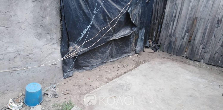 Côte d'Ivoire: Une femme enterrée clandestinement dans une cour à Koumassi, son mari interpellé par la police