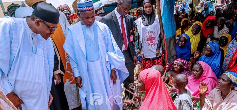 Nigeria: Buhari avertit « ceux qui tuent et crient Allah Akbar »