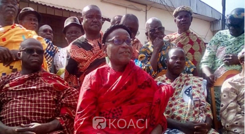 Côte d'Ivoire : Pour parler de Paix dans la localité, des têtes couronnées à l'assaut de Béoumi