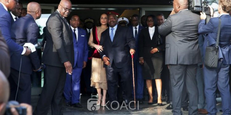 Gabon:  Etat de santé d'Ali Bongo, la cour d'appel se prononcera le 26 Août sur une demande d'expertise médicale
