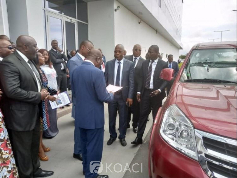 Côte d'Ivoire : Recette des impôts au deuxième trimestre 2019, la palme d'or à la Direction Régionale d'Abobo avec un taux de 104%