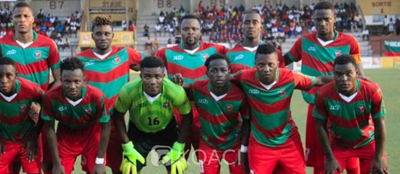 Côte d'Ivoire : Reprise du championnat national de la  ligue1 sans l'Africa, la FIF s'explique