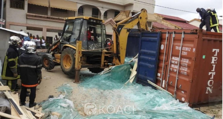 Côte d'Ivoire: Drame à Cocody, pris au piège, il meurt affreusement du fait d'une mauvaise manutention de baies vitrées