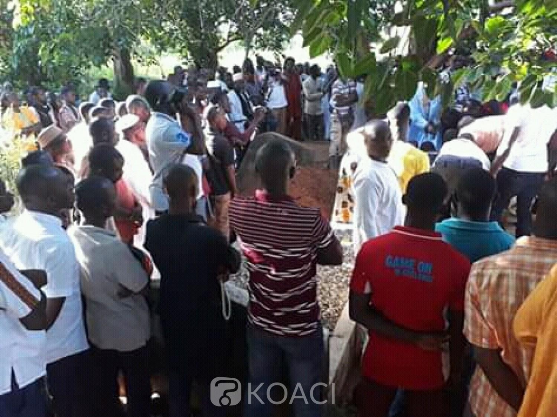 Côte d'Ivoire : Bouaké, imbroglio total à la morgue, des parents d'un défunt enterrent un corps ne leur appartenant pas