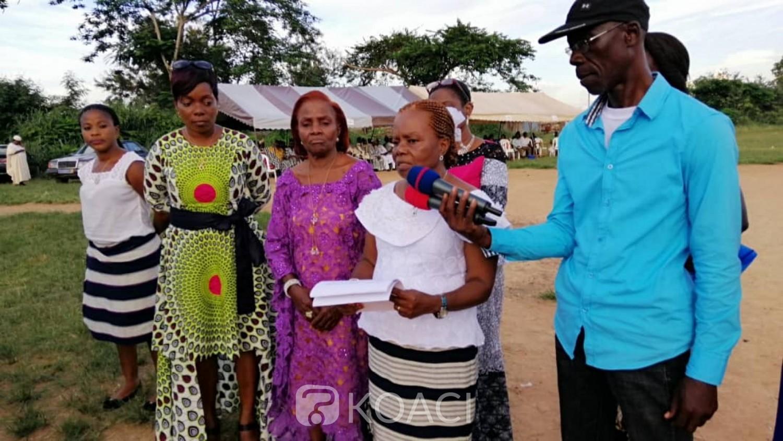 Côte d'Ivoire: De retour d'exil, Angèle Gnonsoa regrette la destruction de ses 30 années de recherches et appelle à la réconciliation nationale