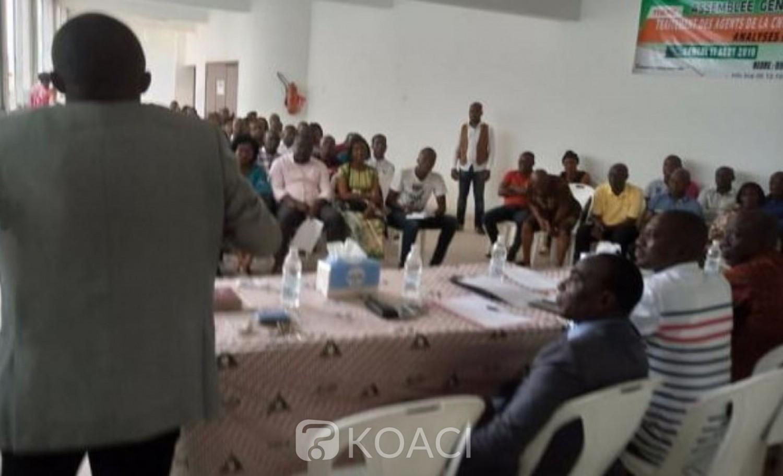 Côte d'Ivoire: Les agents de la caisse d'épargne lancent un appel au Premier Ministre pour leur revalorisation salariale
