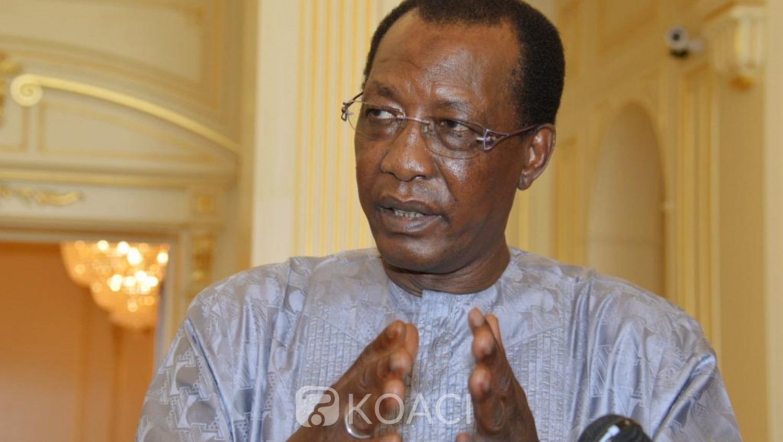 Tchad:  Idriss Déby décrète l'Etat d'urgence dans l'est