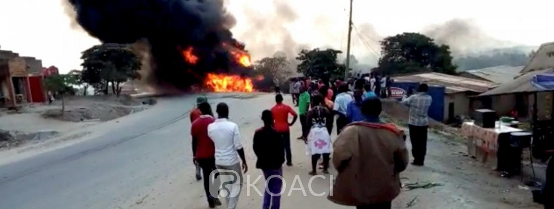 Ouganda:   Nouveau drame,  19 morts dans l'explosion d'un camion-citerne dans l' ouest
