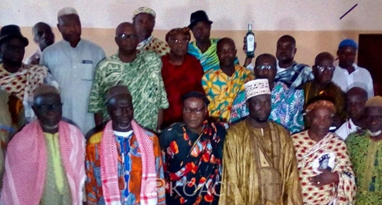 Côte d'Ivoire: Béoumi, pour la consolidation de la paix, un pacte de non agression signé par deux communautés