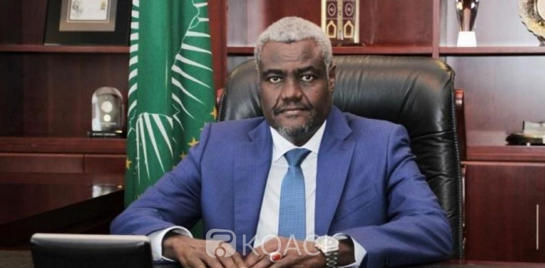 Côte d'Ivoire: Le président de la commission de l'UA tacle l'opposition et salue la promulgation de la loi sur la recomposition de la CEI