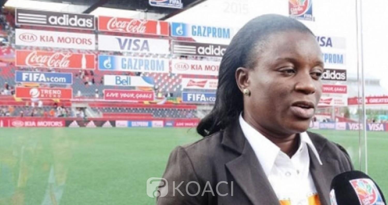 Côte d'Ivoire : La sélectionneuse  des éléphantes Touré Clémentine nommée Instructrice de la CAF