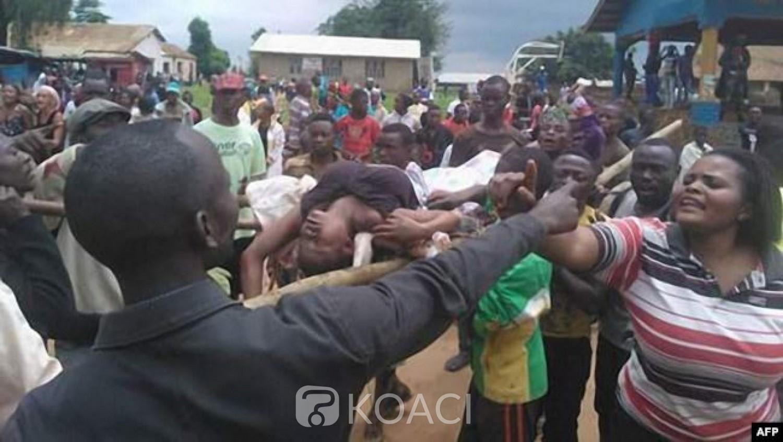 RDC :  Trois manifestants tués par balles dans l'est