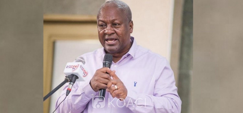 Ghana : Présidentielle 2020, Mahama dément le choix de Kwesi Botchwey comme son colistier