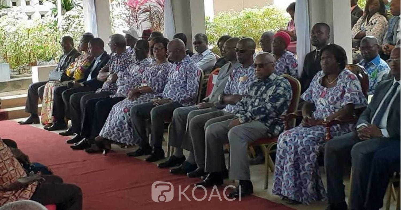 Côte d'Ivoire: Décédé en exil à Paris,  Philippe Attey reçoit les hommages du FPI « Gbagbo ou rien »