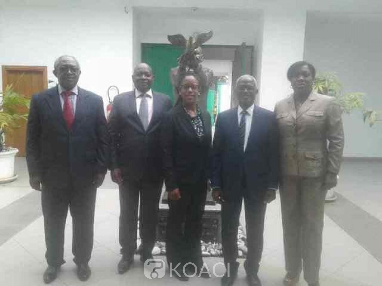 Côte d'Ivoire: CEI, le PDCI reçoit la visite de la secrétaire chargée des affaires politiques des USA