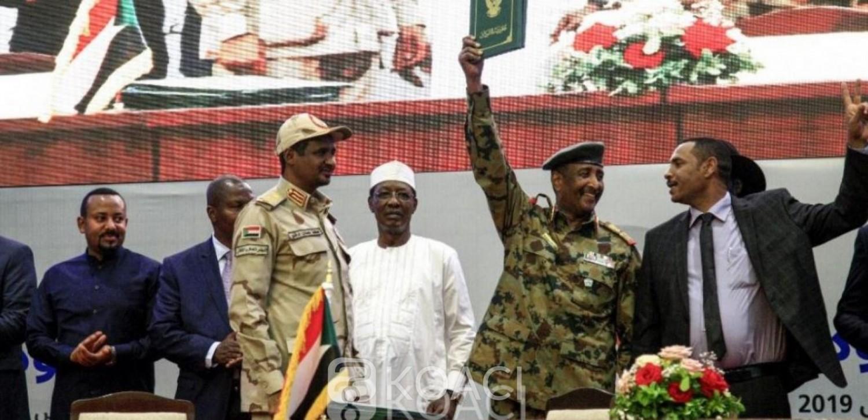Soudan:  La composition du conseil souverain chargé de la transition enfin dévoilée