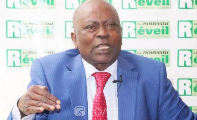 Côte d'Ivoire: Anaky Kobenan à propos de son départ  du RHDP: «Je ne pouvais pas rester au côté de Bédié et  Ouattara  comme leur bon petit»