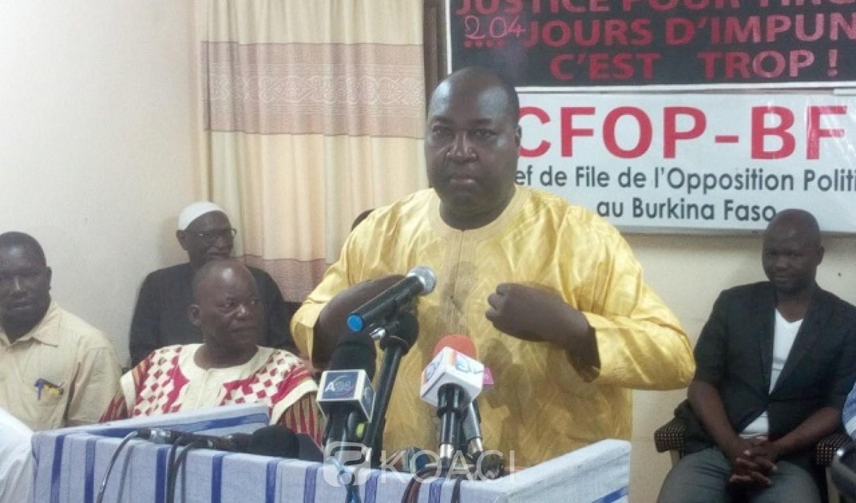 Burkina Faso: Attaque de Koutougou, l'opposition dénonce des défaillances de la politique sécuritaire