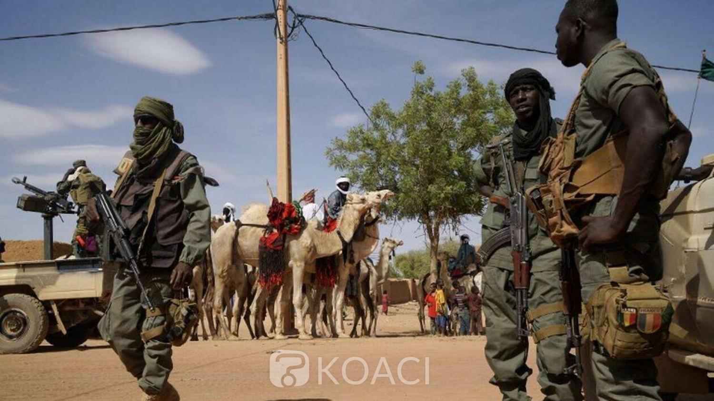 Mali:  Cinq soldats périssent dans une embuscade jihadiste dans le centre